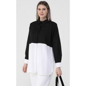BNWT Alia Plus Size Tunic Shirt size 12/44